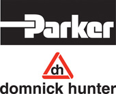 Domnick Hunter logo