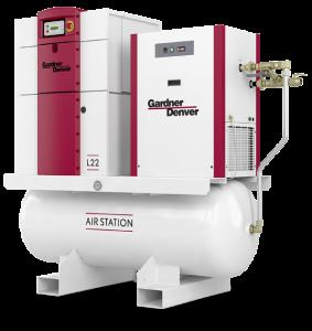 rotary screw air compressor, Pye Barker Engineered Solutions, Florida, Georgia