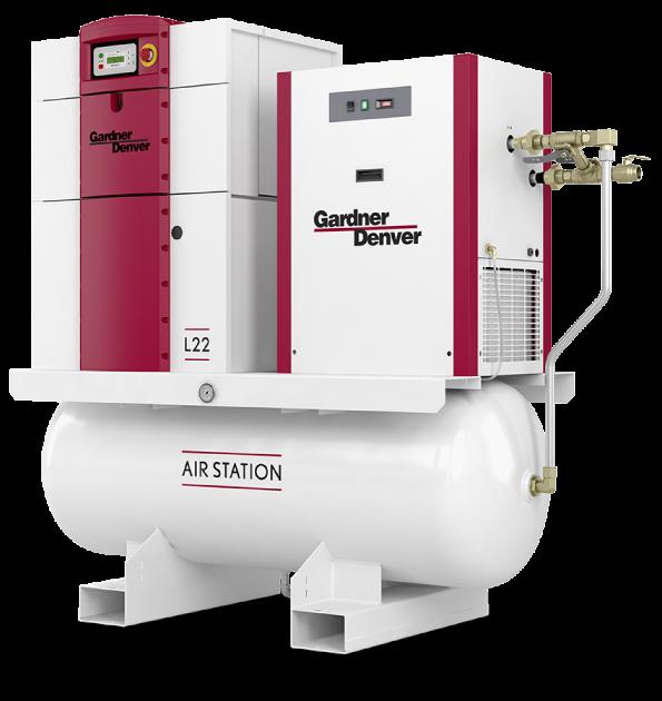 Rotary Screw Air Compressor vs  Piston in GA