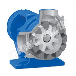 Viking Internal Gear Pump, Pye-Barker Engineered Solutions, Georgia, Florida
