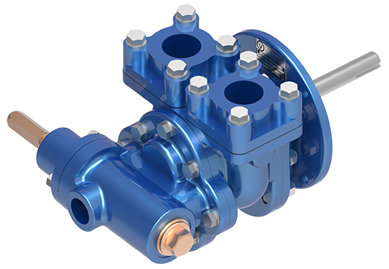 Useful Information Regarding The Internal Gear Pump Working Principle In GA