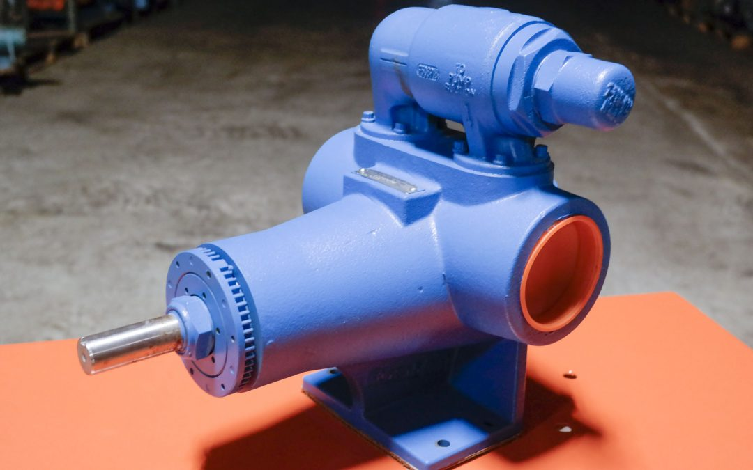 Wright Flow SteriLobe Pumps in GA: The New Benchmark For Rotary Lobe Pumps