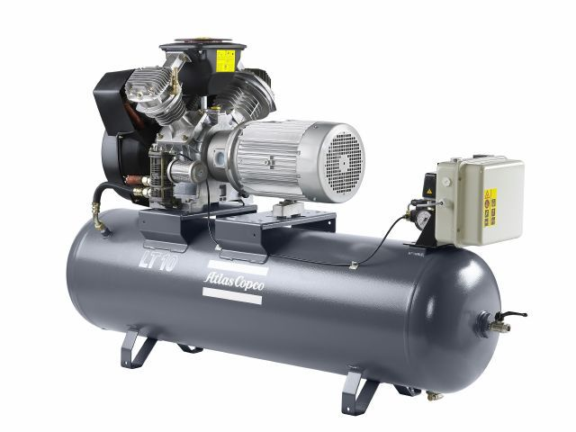 Gardner Denver Reciprocating Compressors: The Basics