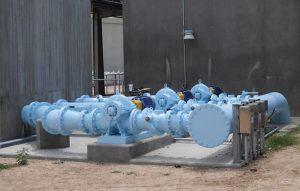 Thompson End Suction Pumps