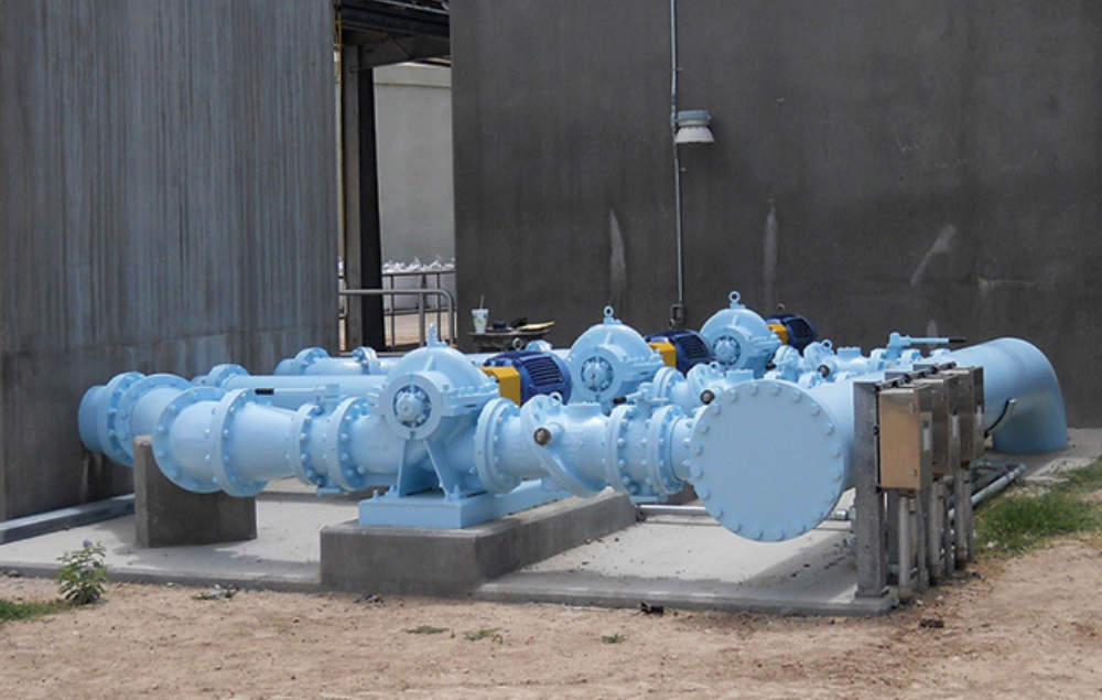 Finish Thompson End Suction Pumps in GA: The Fundamentals