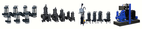 HCP Pumps Products