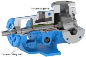 O Ring Pump Seal