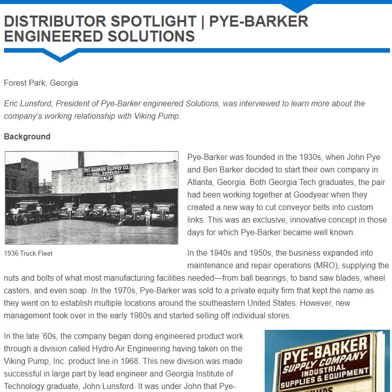 Viking-Pump-Distributor-Spotlight---Pye-Barker-Engineered-Solutions
